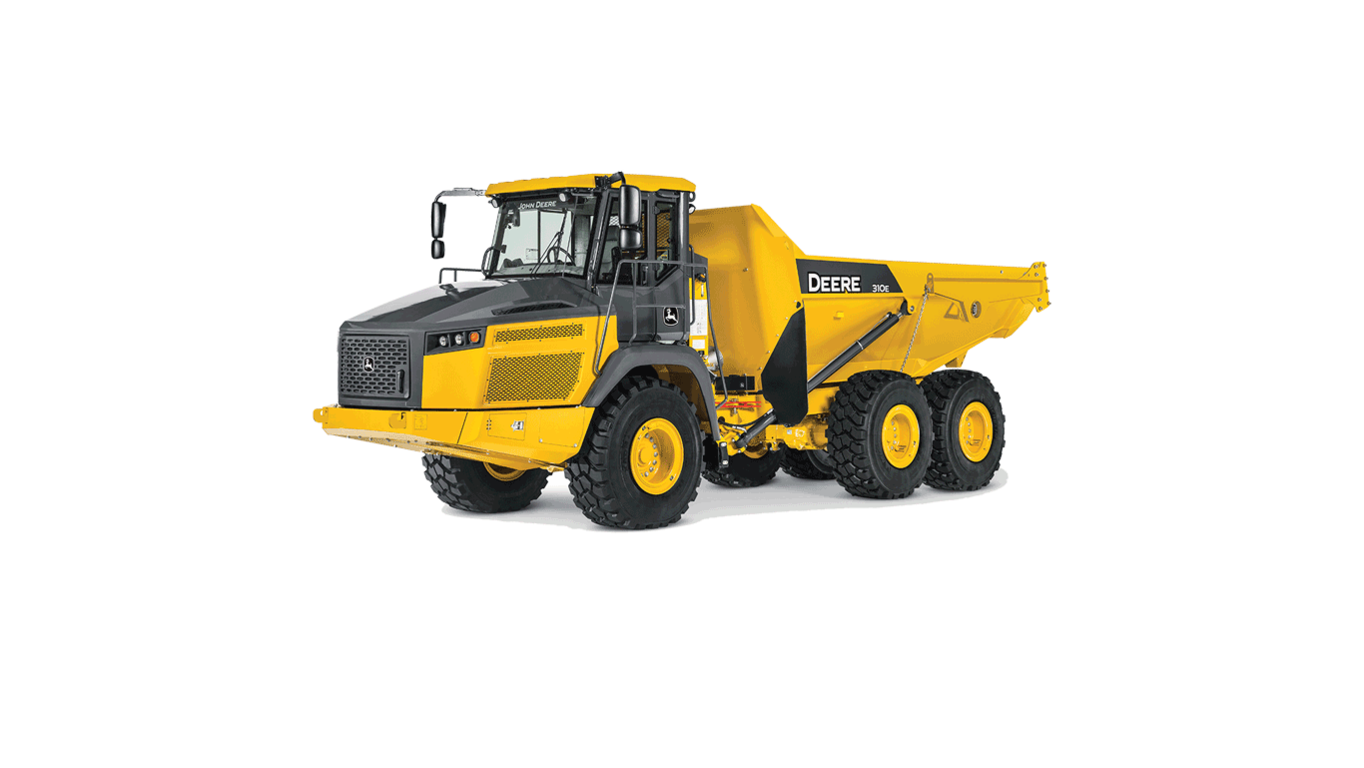 310E Articulated Dump Truck
