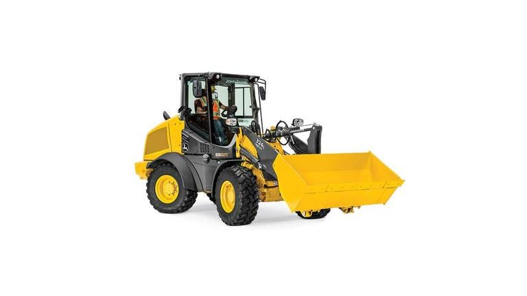 324L Compact Wheel Loader
