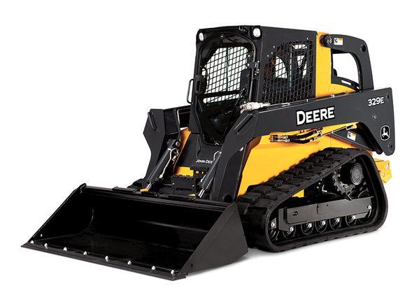 329E Compact Track Loader