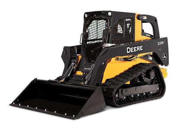 333E Compact Track Loader