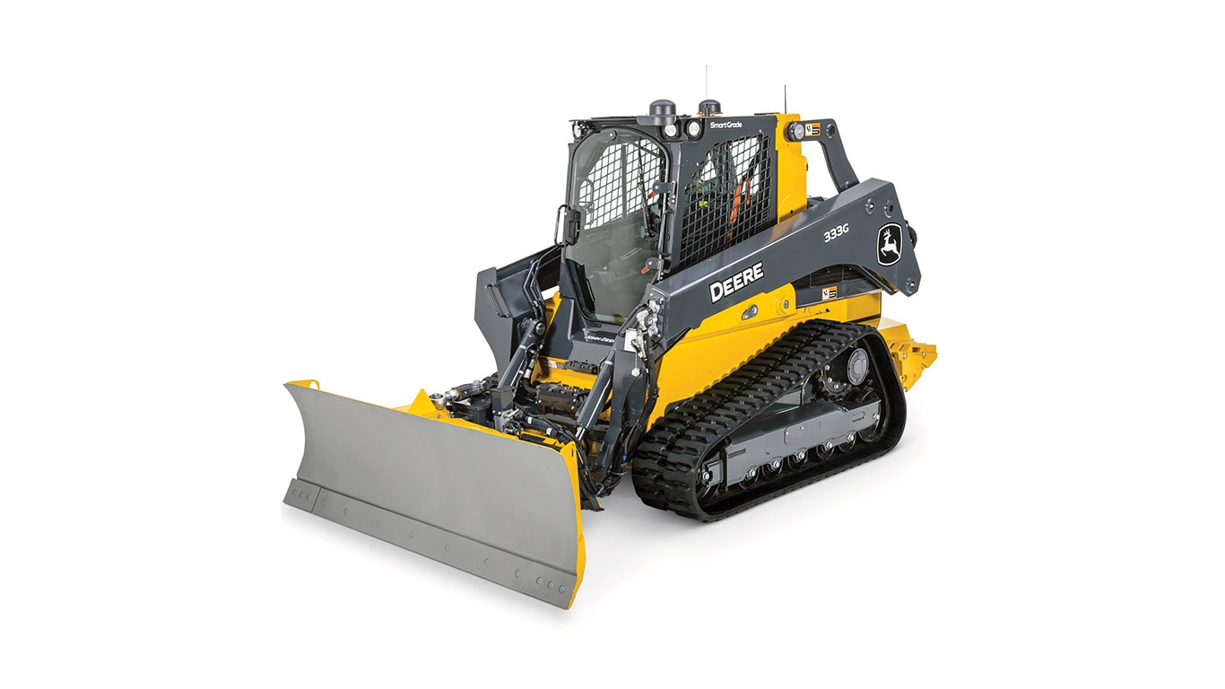 333G Compact Track Loader - New Compact Track Loaders - Ritchie Tractor