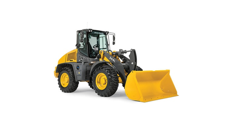 344L Compact Wheel Loader