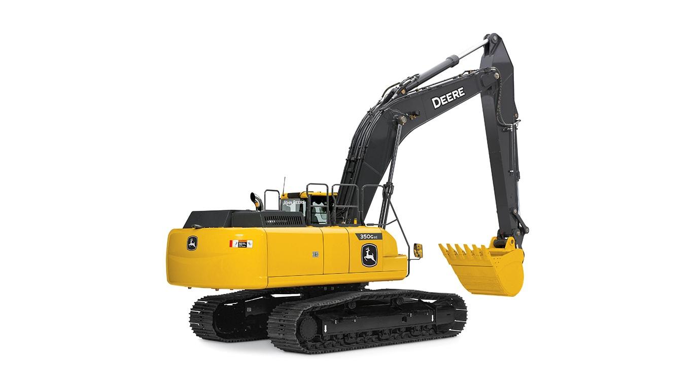 350G LC Mid-Size Excavator