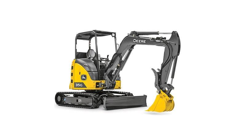 35G Compact Excavator