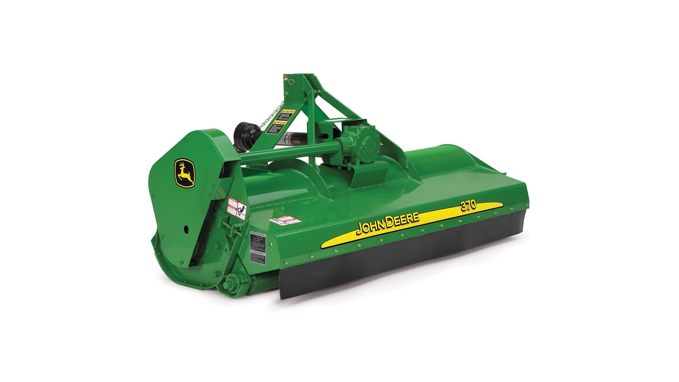 370 Flail Mower - New Flail Mowers - Alliance Tractor
