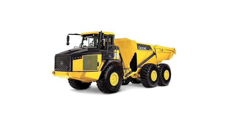 370E Articulated Dump Truck