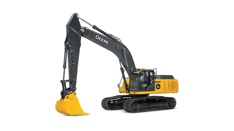 380G LC Mid-Size Excavator