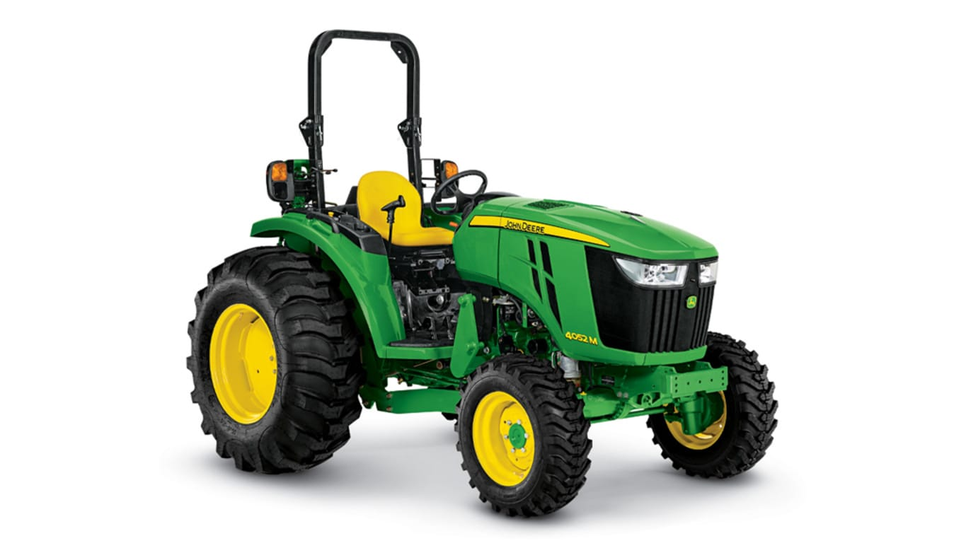 4052m Pact Utility Tractor New 4 Family 4366hp Quality. New 4052m Pact Utility Tractor. John Deere. 3032e John Deere Pto Diagram At Scoala.co