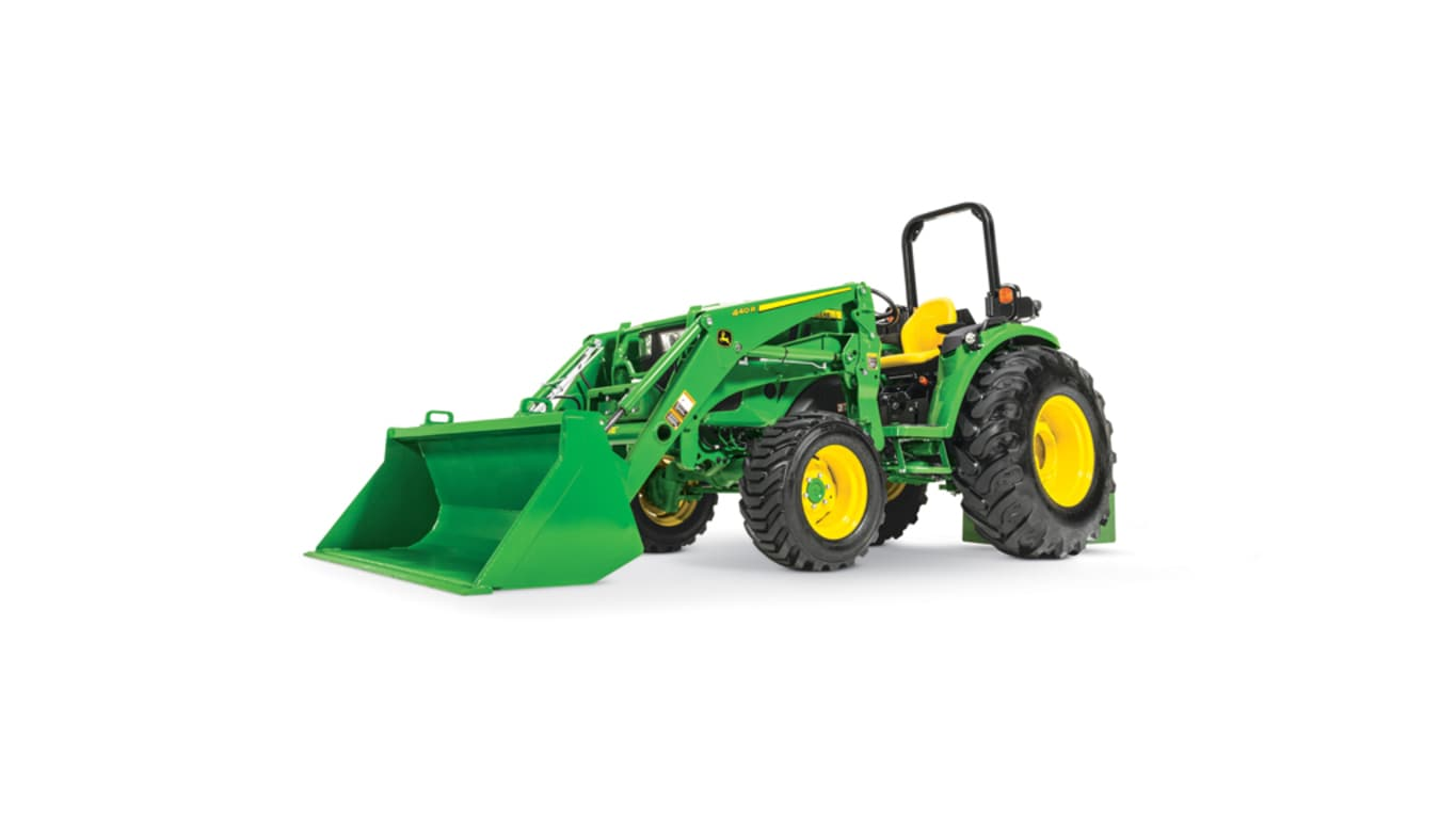 4052M Heavy Duty Compact Utility Tractor