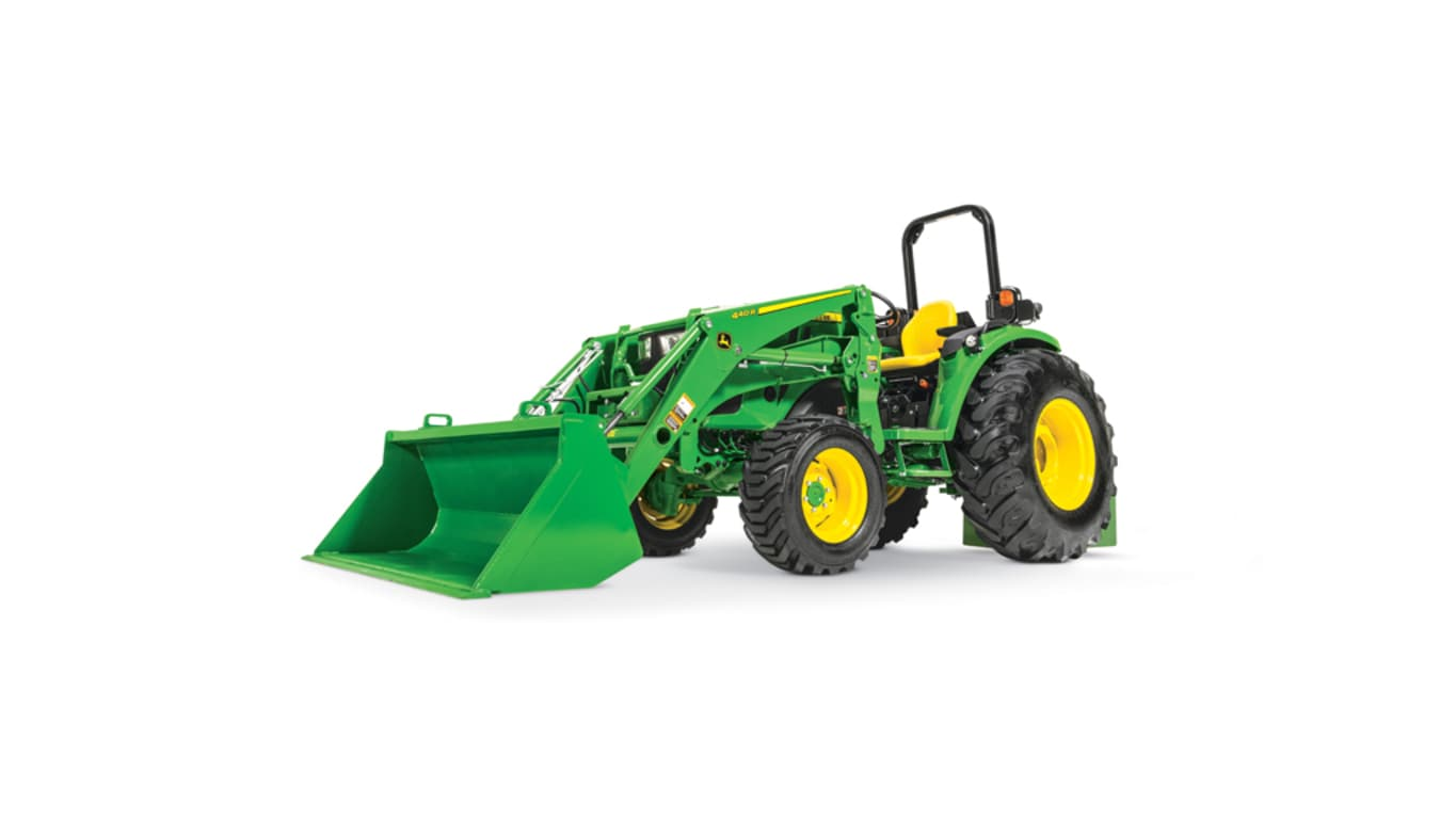 4066M Heavy Duty Compact Utility Tractor