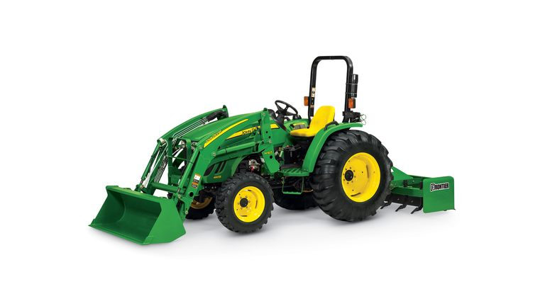 4105 Compact Utility Tractor