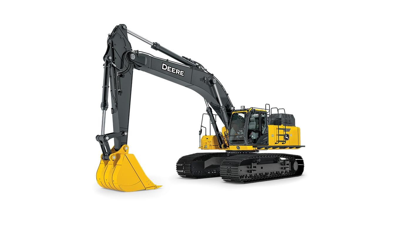 470G LC Large Excavator
