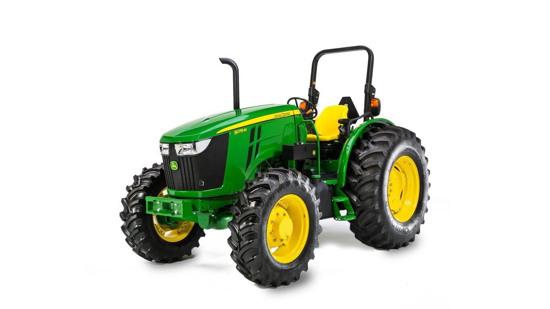 John Deere Tractors Product : M utility tractor new compact tractors