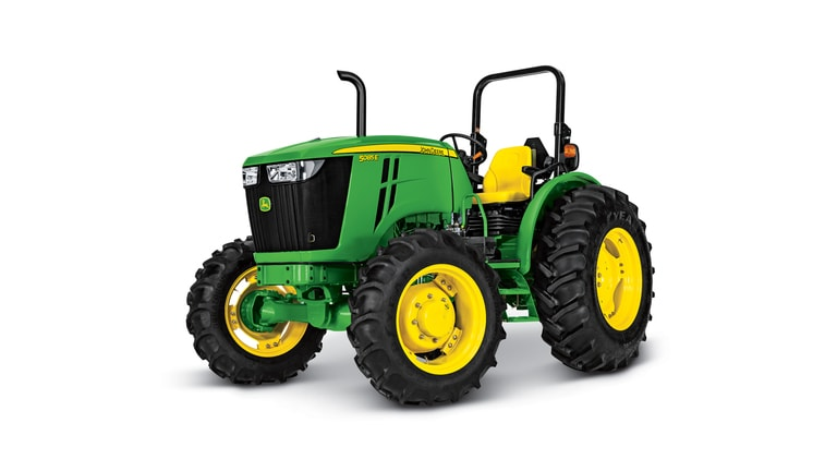 5085E Utility Tractor (w/Cab Only)