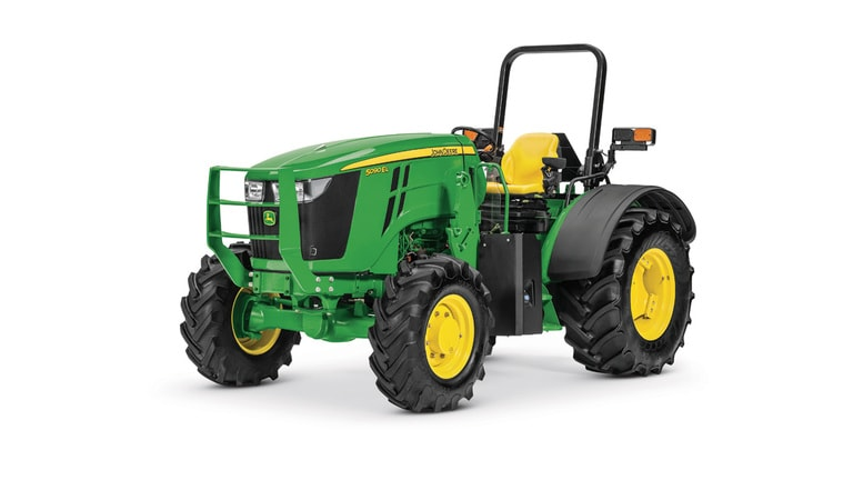 5090EL Low-Profile Utility Tractor