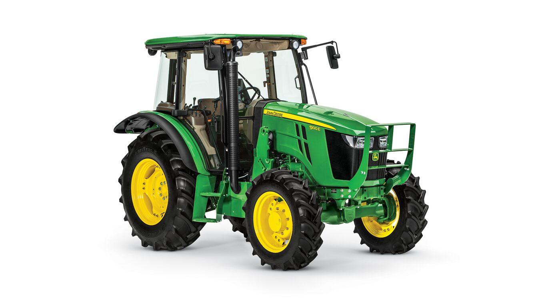 5100e Utility Tractor New 5e Series Riesterer