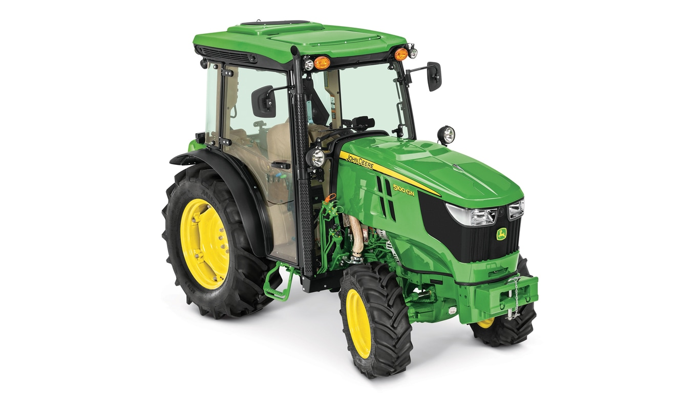 5100GN Tractor - New 5 Series Utility Tractors (45-125 HP