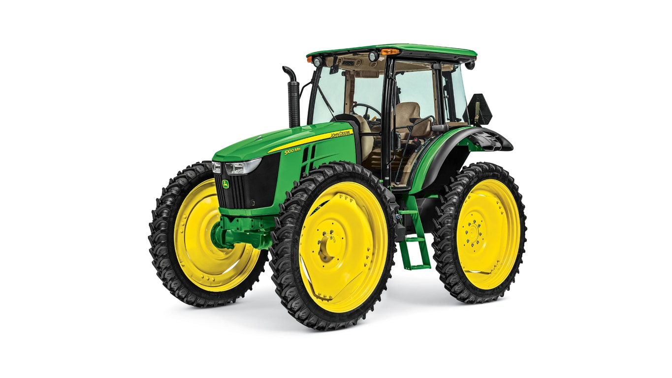 5100MH High-Crop Utility Tractor