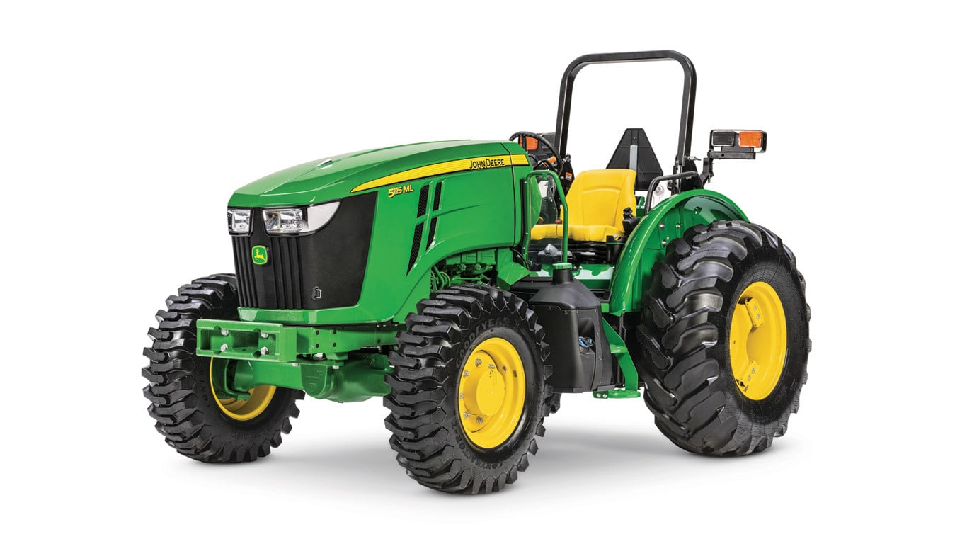 Tri County Honda >> 5115ML Low-Profile Utility Tractor - New 5 Series Utility ...