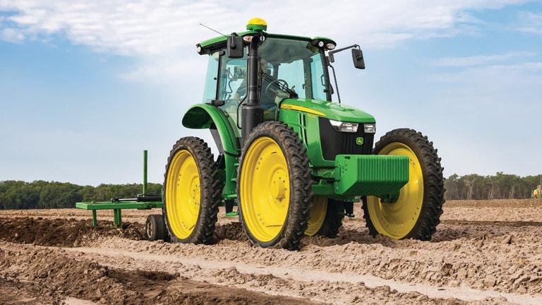 5115RH High-Crop Tractor