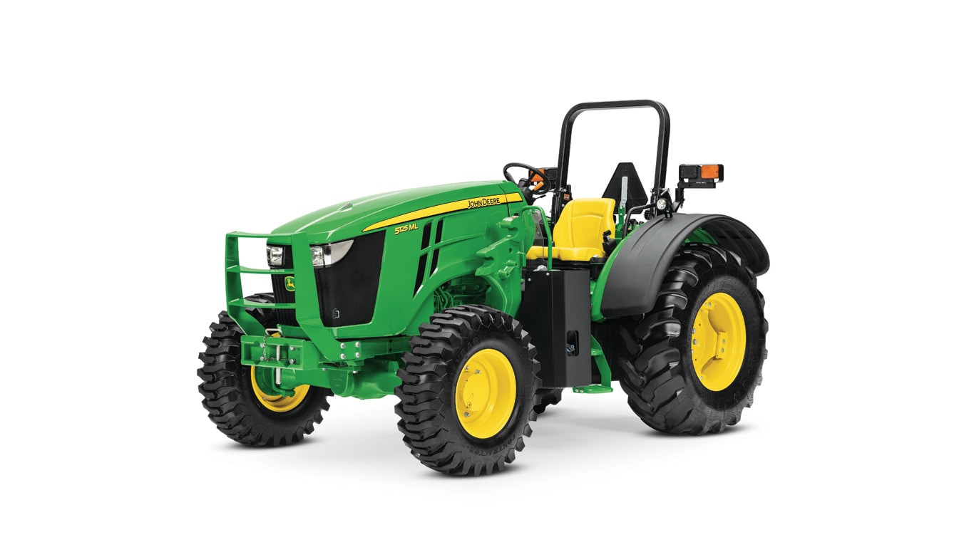 5125ML Low-Profile Utility Tractor - New Specialty Tractors