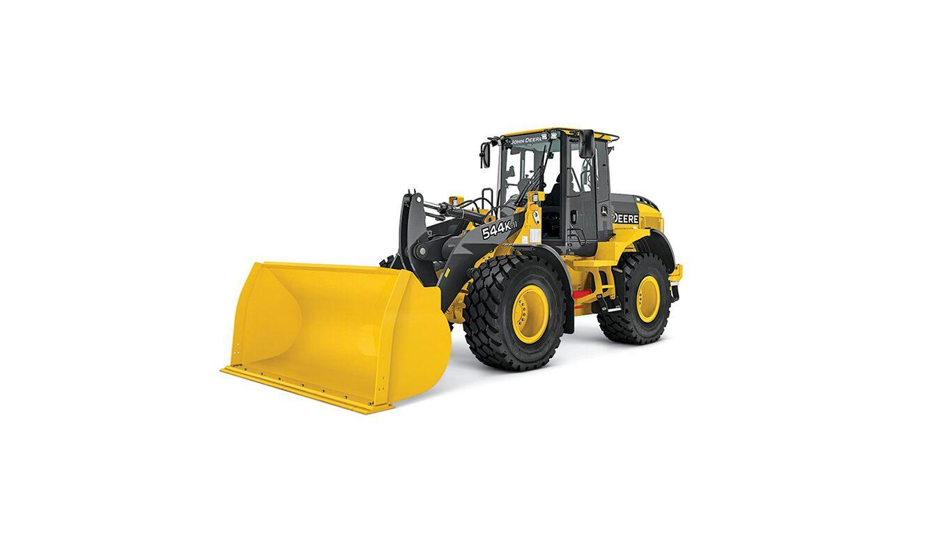 544K-II Wheel Loader - New Waste Equipment - Horizon Equipment