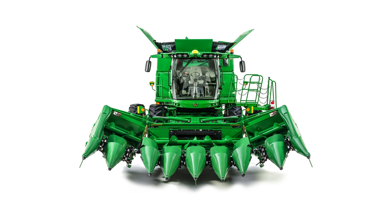 608FC Folding Corn Head