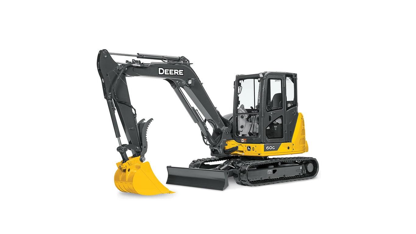 60G Compact Excavator