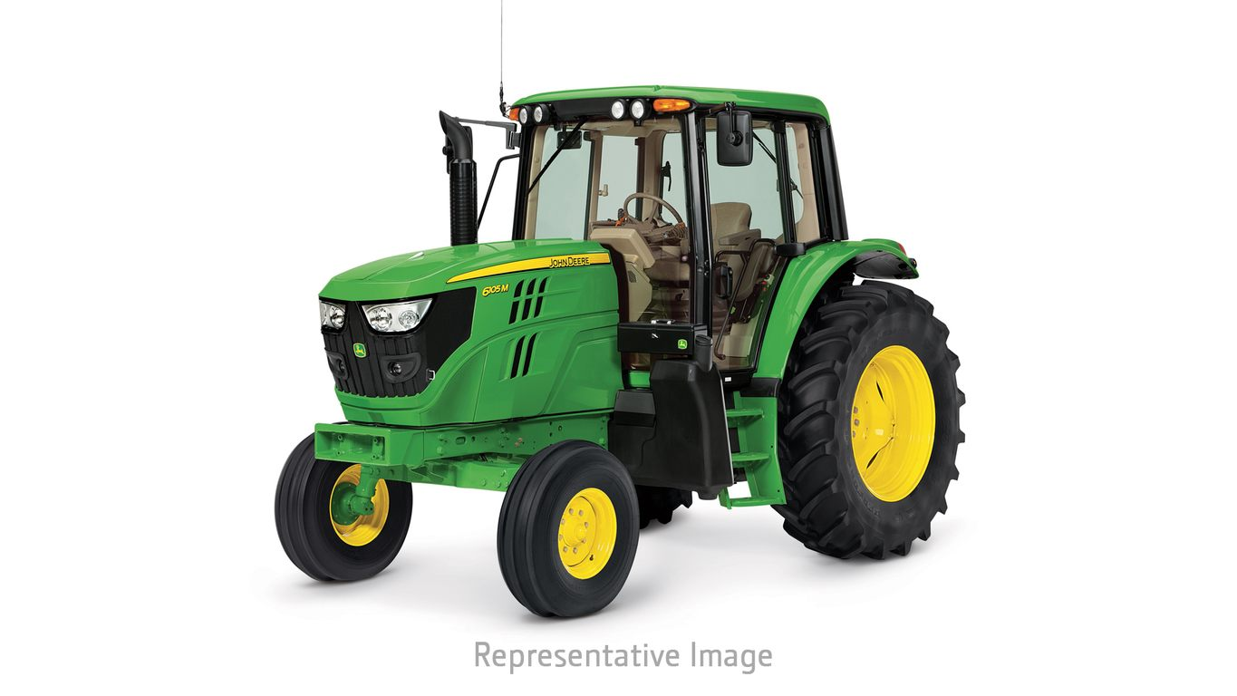 Low Profile Tractor : M low profile tractor new series bramlett implement