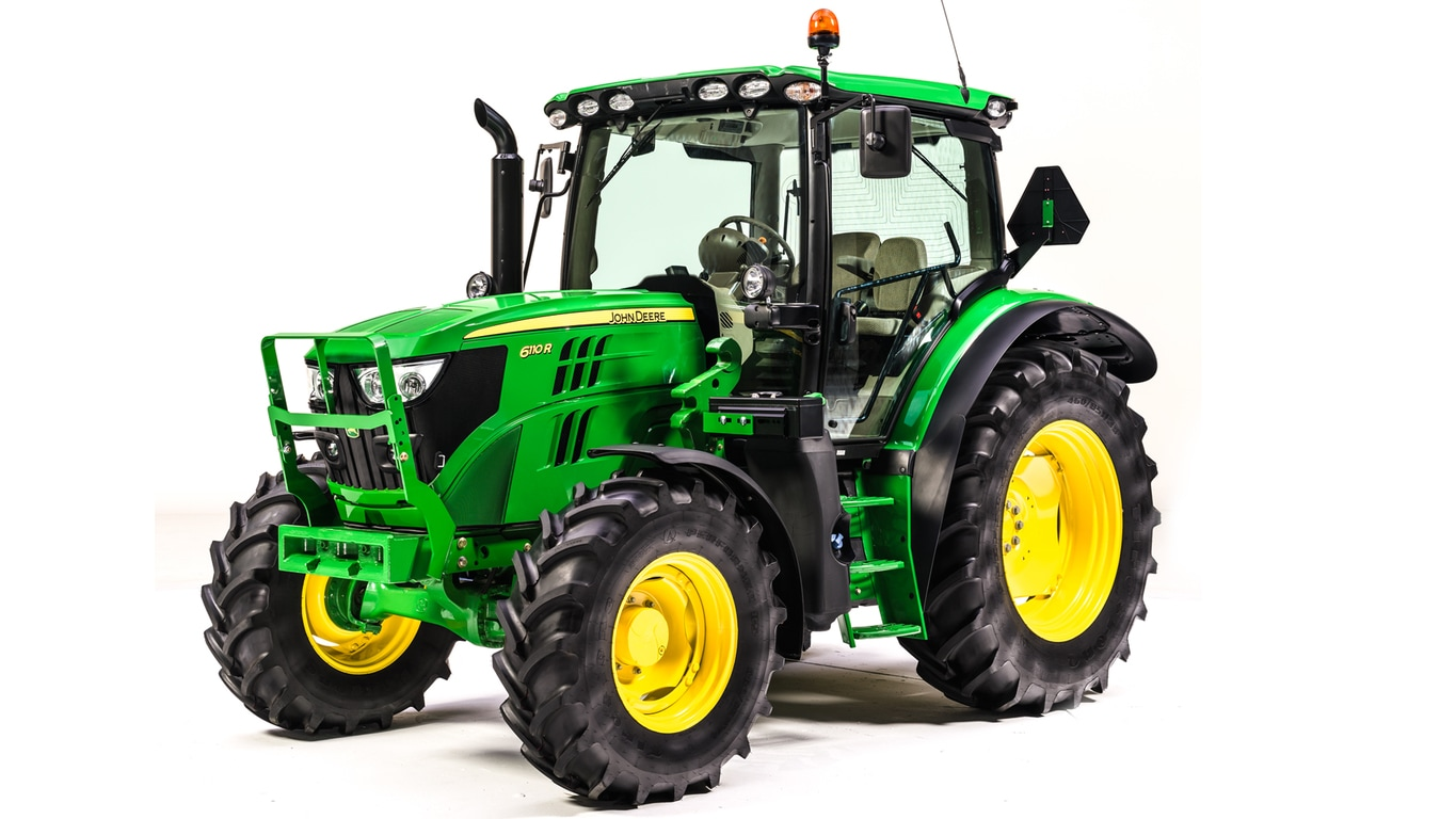 6110R Utility Tractor - New 6 Series - Premier Equipment