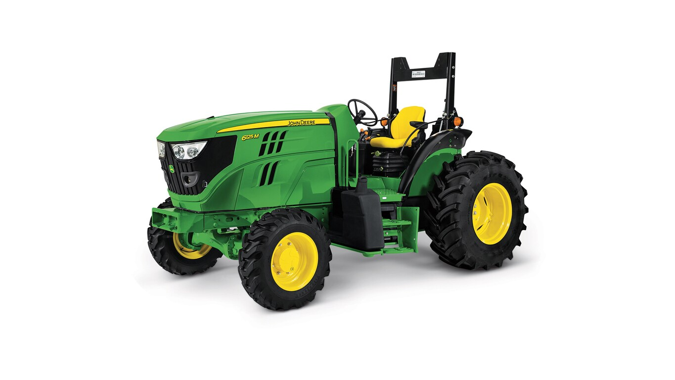 6125M Low-Profile Tractor