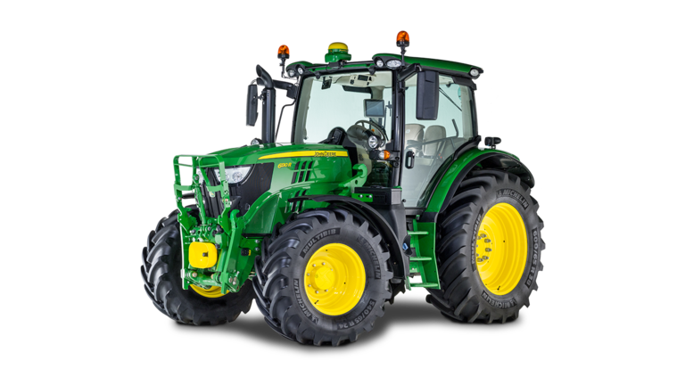 John Deere Utility Tractors 40 140 Hp Quality Equipment