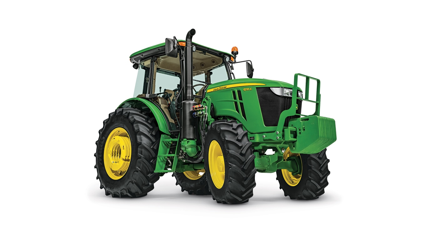 6135E Utility Tractor - New 6000 Series - Meade Tractor