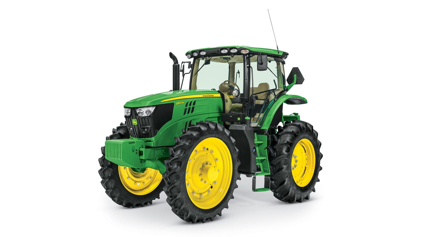 6155RH Hi-Crop Tractor