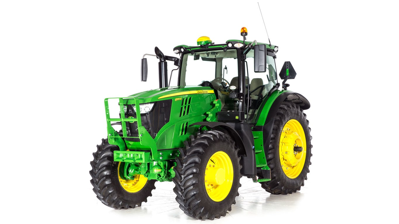 6195R Tractor