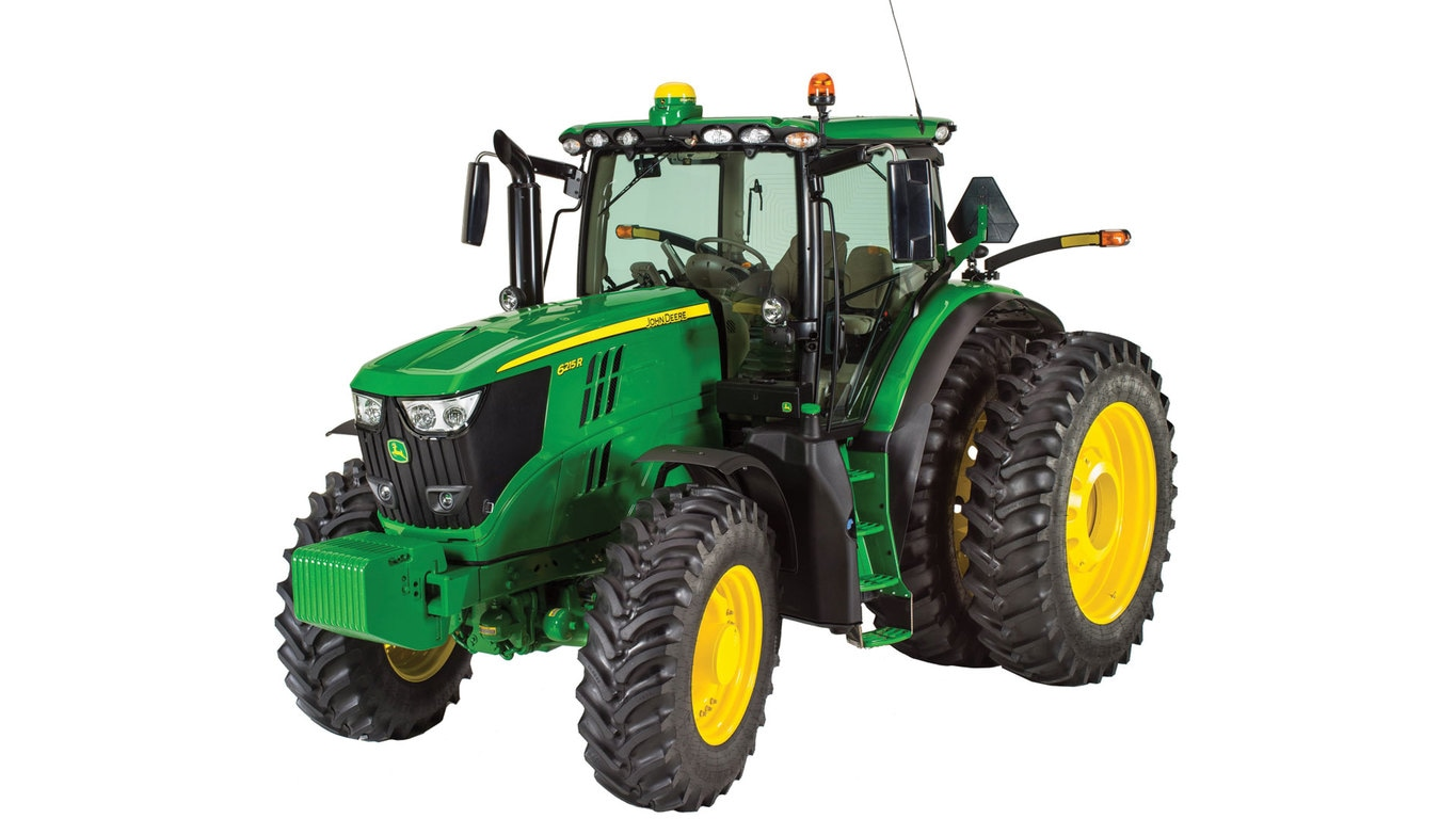 6215R Tractor - New Compact Utility Tractors - Kibble Equipment
