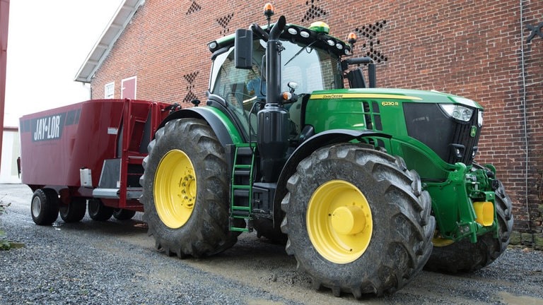 6230R Tractor