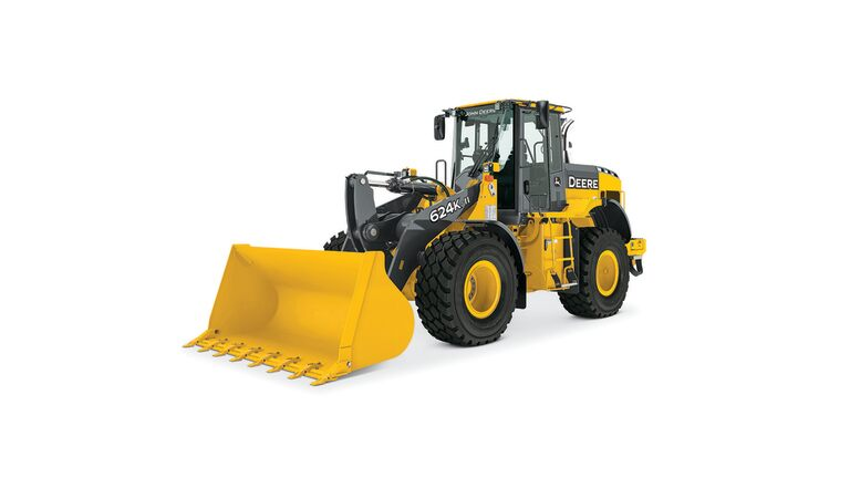 624K-II Wheel Loader
