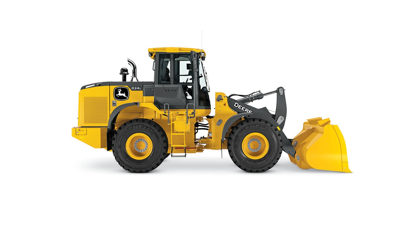 624L Wheel Loader