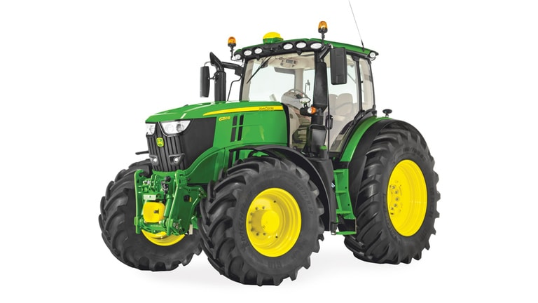 6250R Utility Tractor