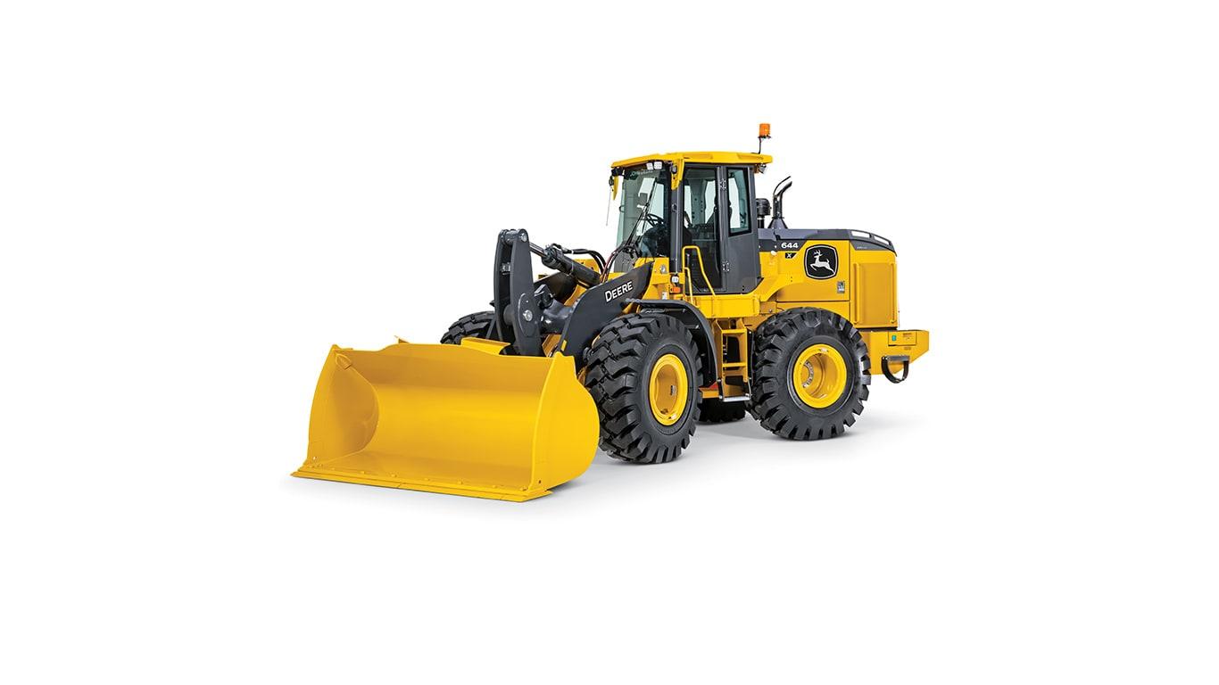 644 X-Tier Mid-Size Wheel Loader