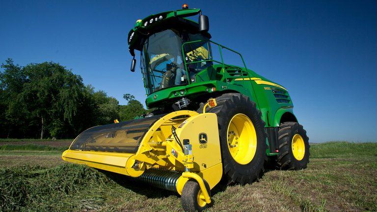 649 Hay Pickup