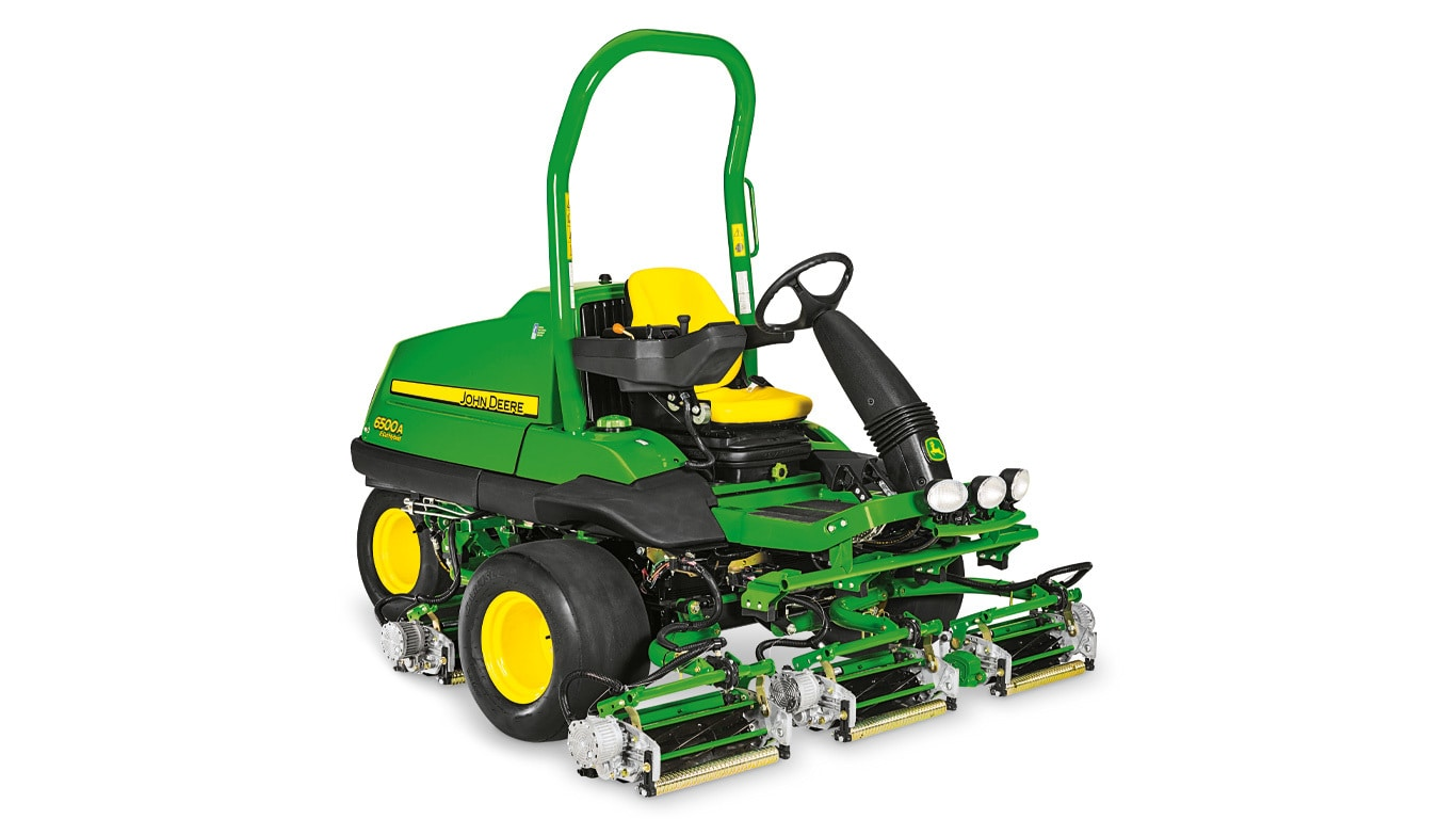 6500A E-Cut™ Hybrid Fairway Mower