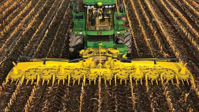 Harvesting - Kibble Equipment