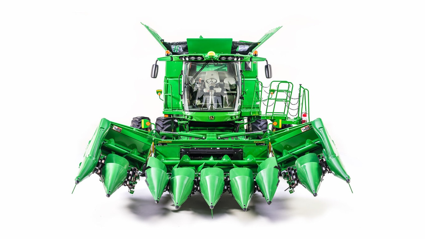708FC Folding Corn Head