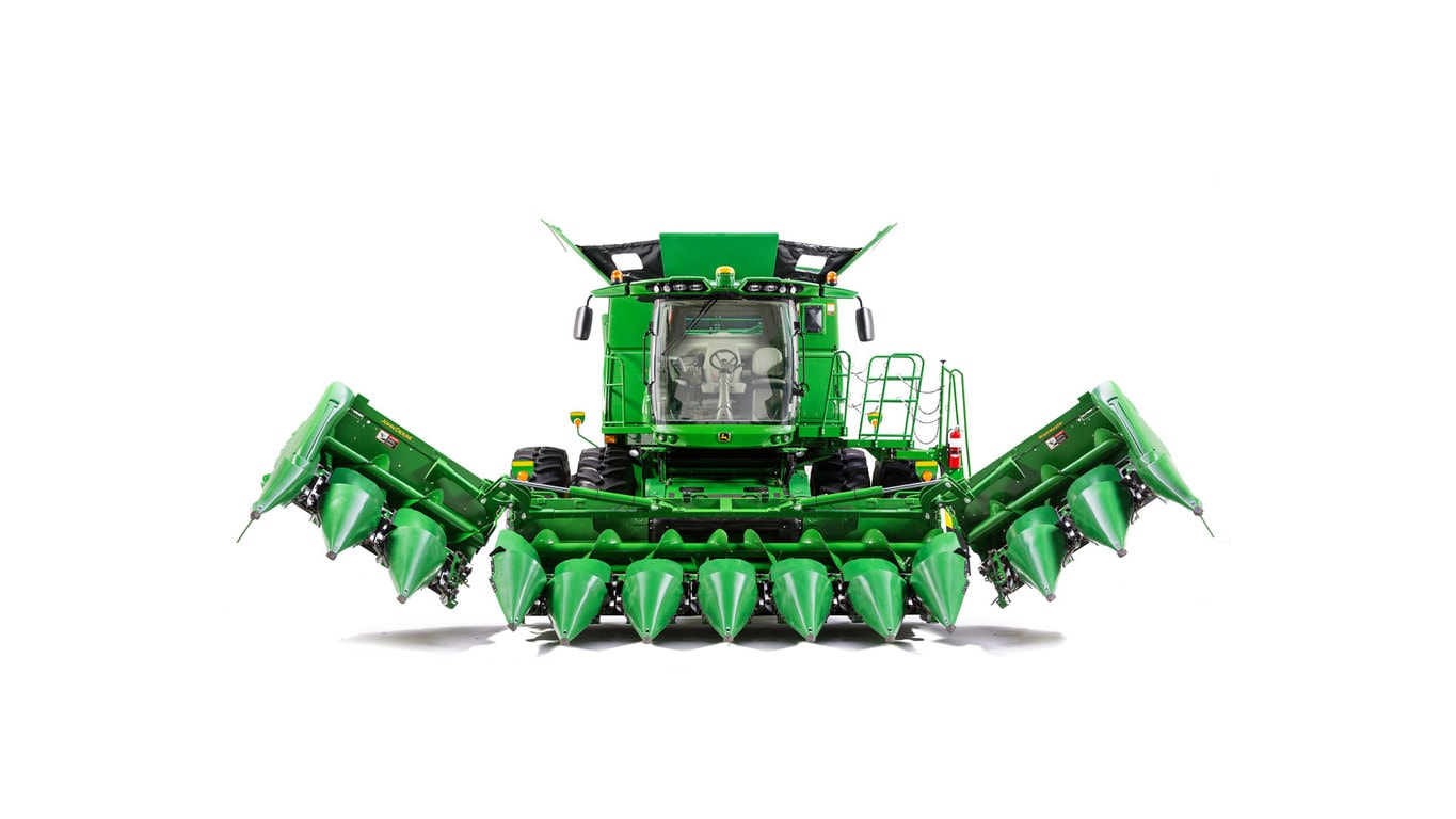 712FC Folding Corn Head