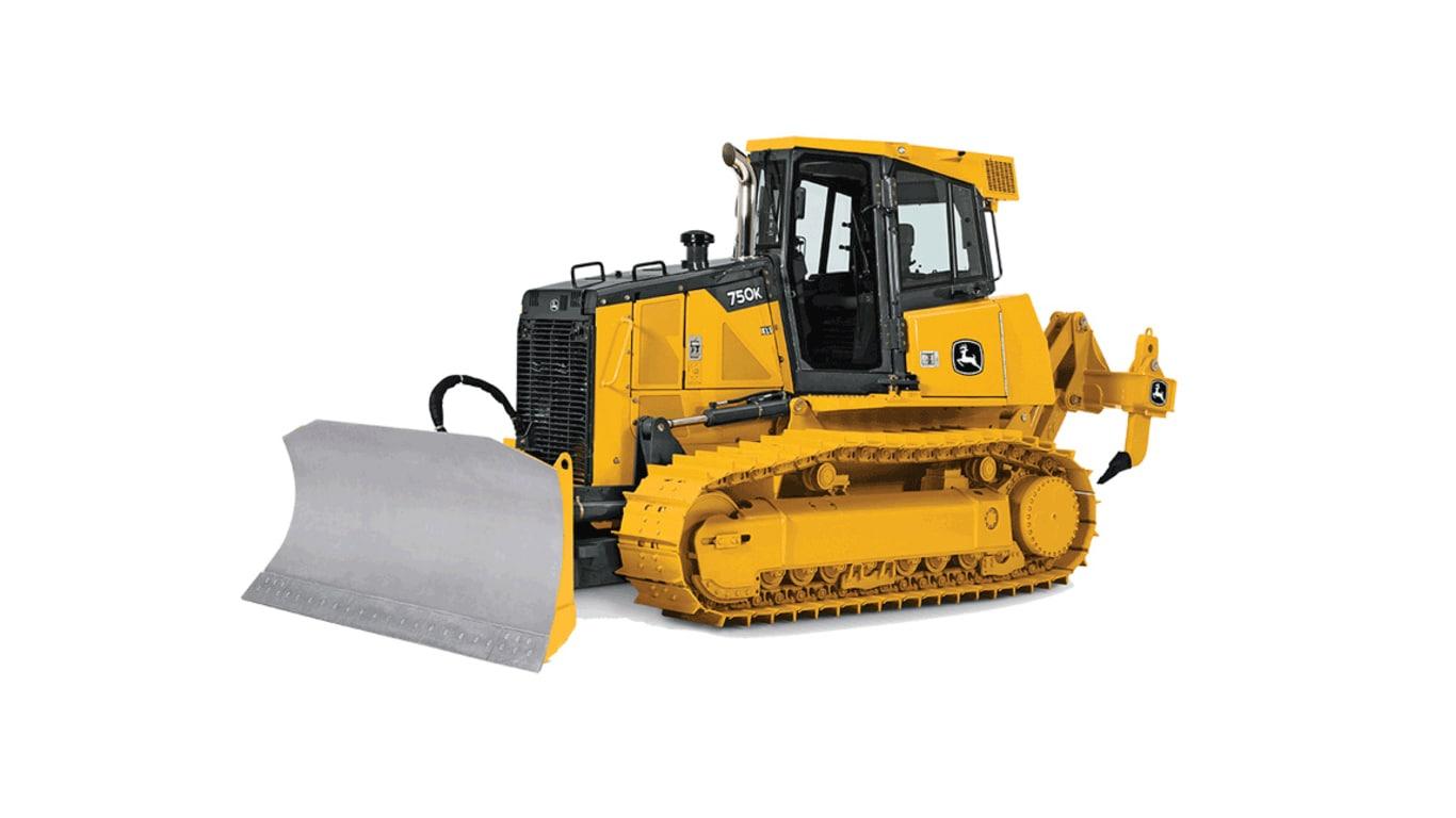 750K Crawler Dozer