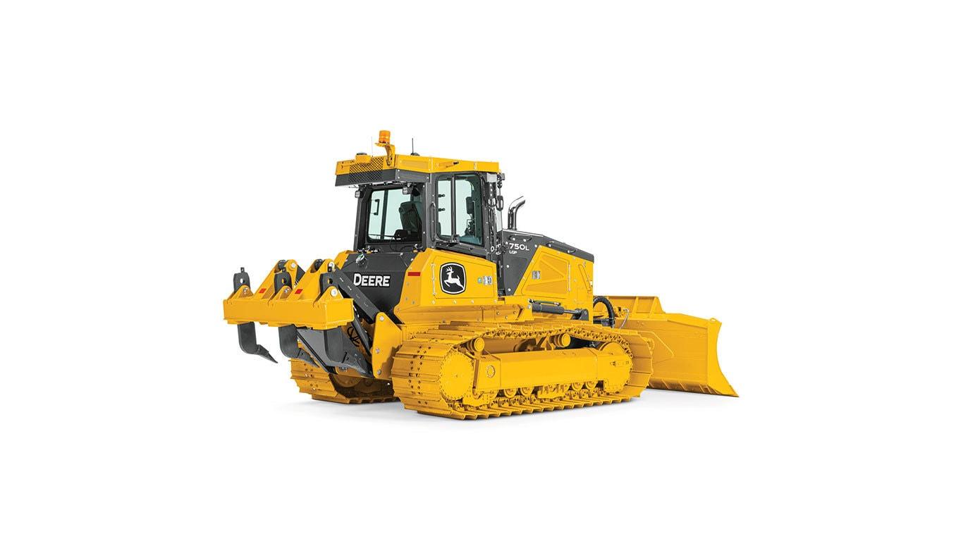750L Crawler Dozer