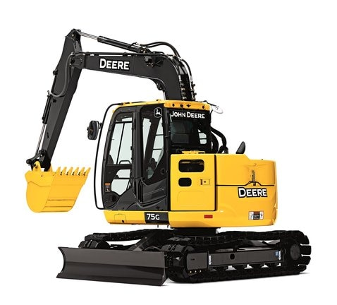 75G Excavator