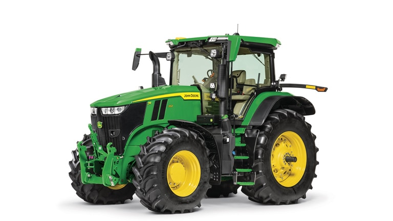 7R 350 Tractor